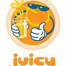 Juicy Orange! by drawgood