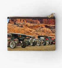 Greaserama Rat Rods and Hot Rods - Kansas City Studio Pouch