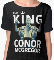 Conor Mcgregor - The King Chiffon Top