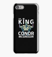 Conor Mcgregor - The King iPhone Case/Skin