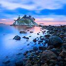 Gentle Sunrise by John Poon
