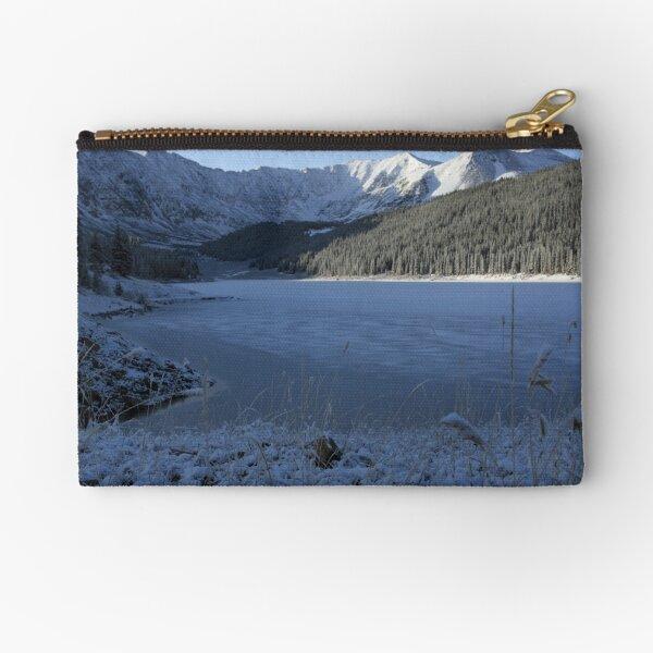 Snowy mountains Co. Zipper Pouch