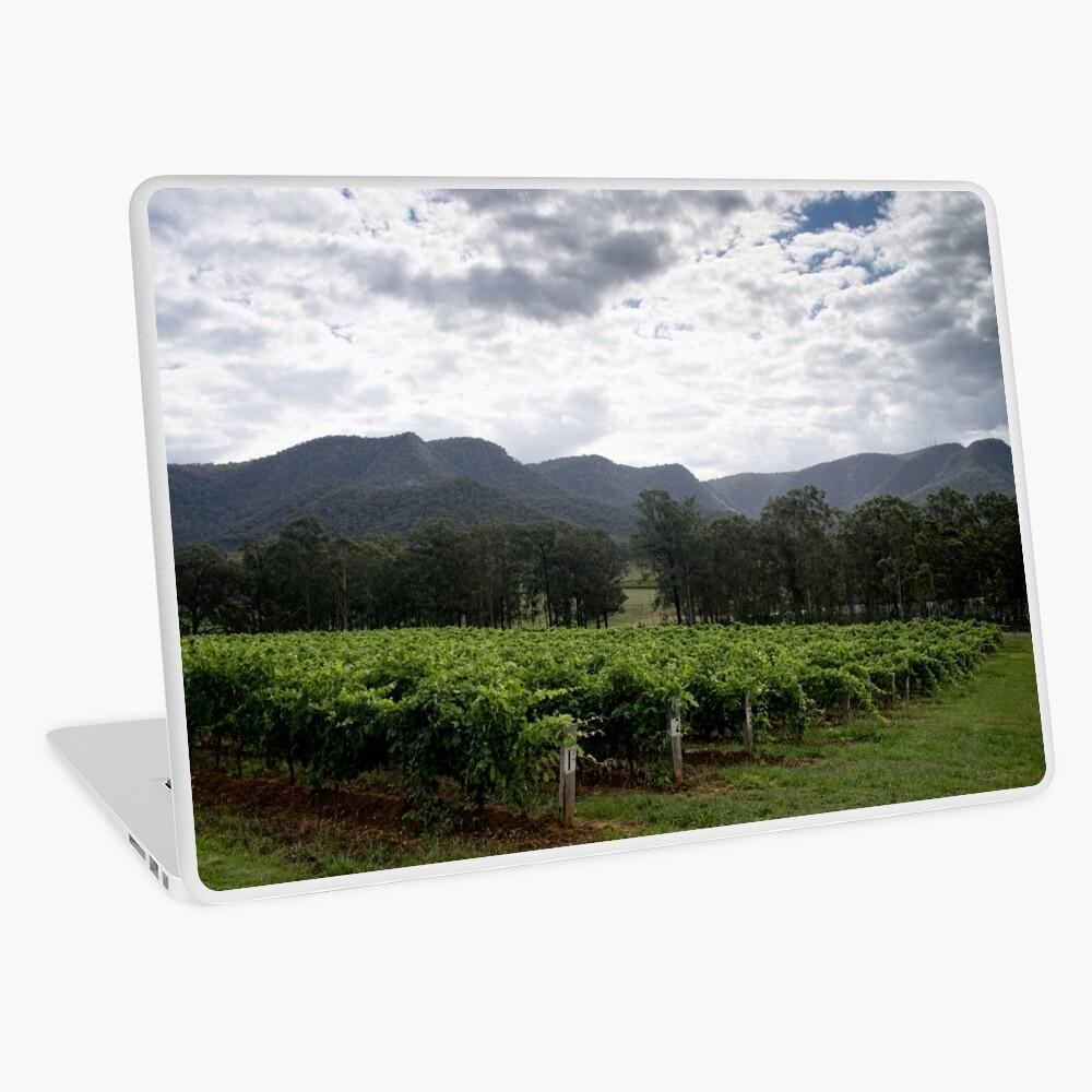 Tend the vines - NSW - Australia Laptop Skin