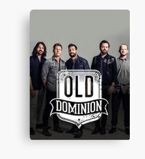 Old Dominion Exclusive Picture Canvas Print