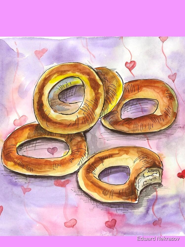 Donut by Sadykova