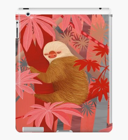 Technicolor Jungle 2 iPad Case/Skin