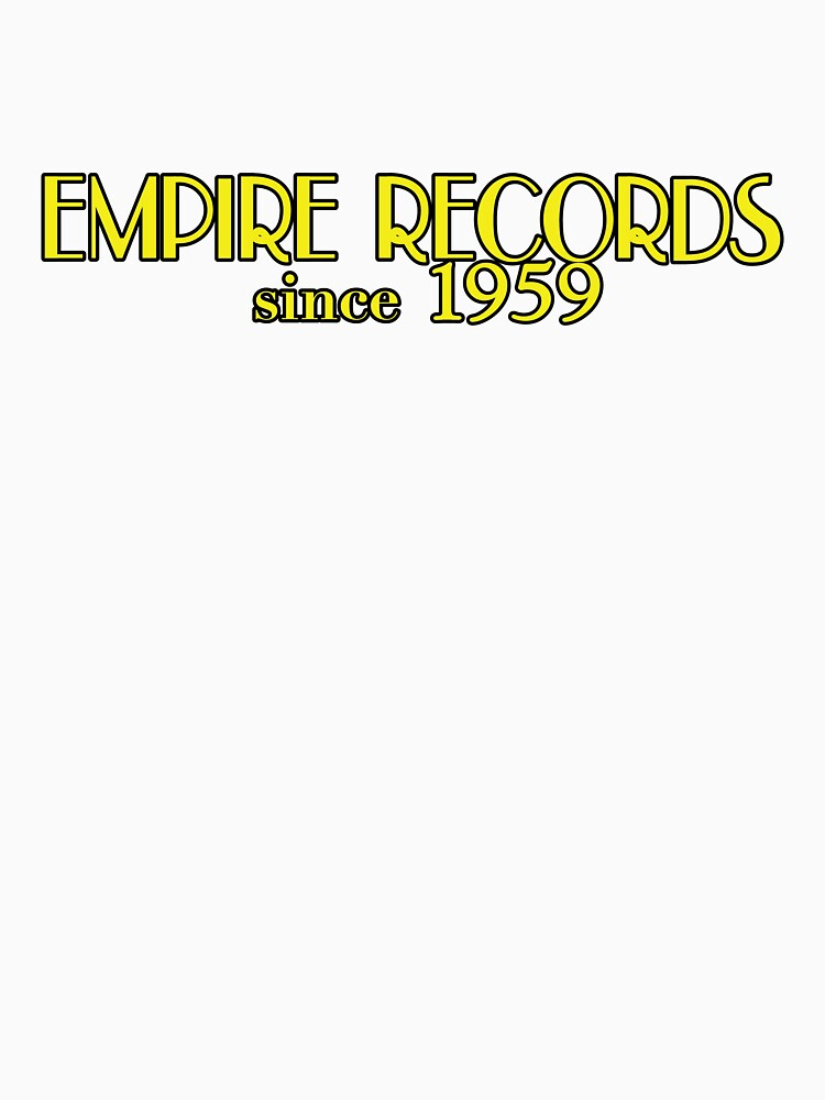 empire records | Women's T-Shirt
