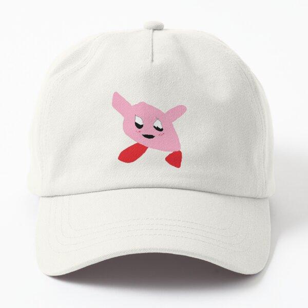 Non descript pink puffball (by Koi) Dad Hat