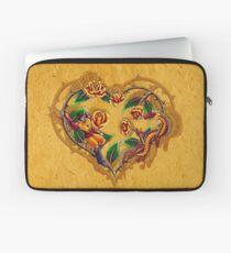 Rodimus & Roses - With Background Laptop Sleeve