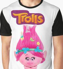 poppy from trolls Graphic T-Shirt
