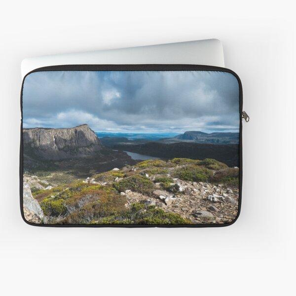 View from Mt Jerusalem, Tasmania Laptop Sleeve