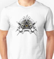 Illuminati - Reality Is An Illusion Unisex T-Shirt
