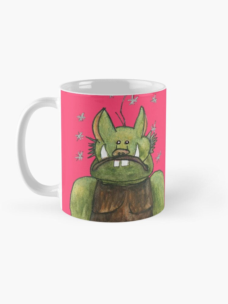 Alternate view of Sparkle Troll Mug