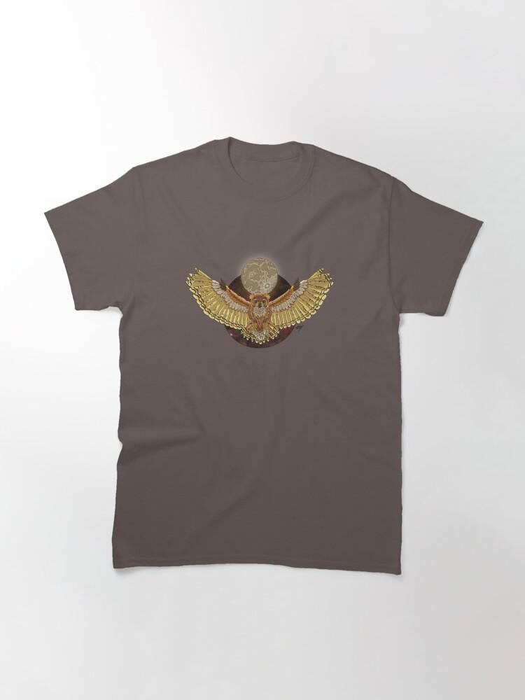 Alternate view of Night Owl Classic T-Shirt