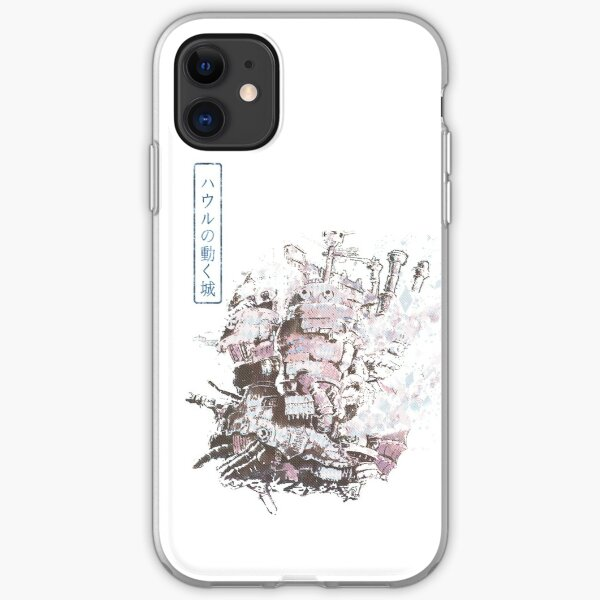 Howls room in Moving Castle iPhone 11 case