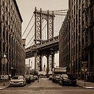 Manhattan Bridge by Colin White