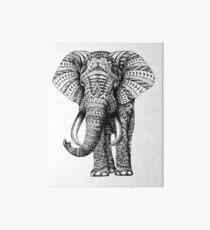 Verzierter Elefant Galeriedruck