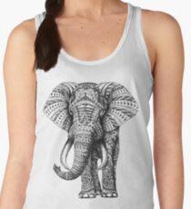 Ornate Elephant Women's Tank Top