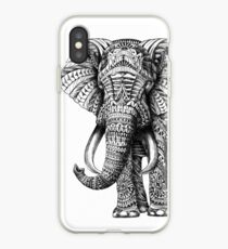 Ornate Elephant iPhone Case