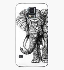 Ornate Elephant Case/Skin for Samsung Galaxy