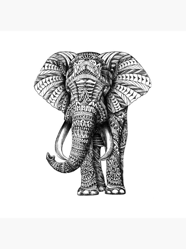 Verzierter Elefant von BioWorkZ