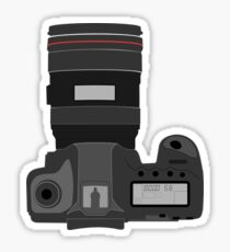 Canon 5D Sticker
