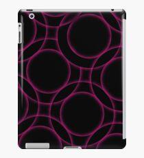 Fractal glowing background  iPad Case/Skin