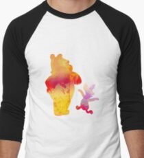 Bear and Pig Inspired Silhouette T-Shirt