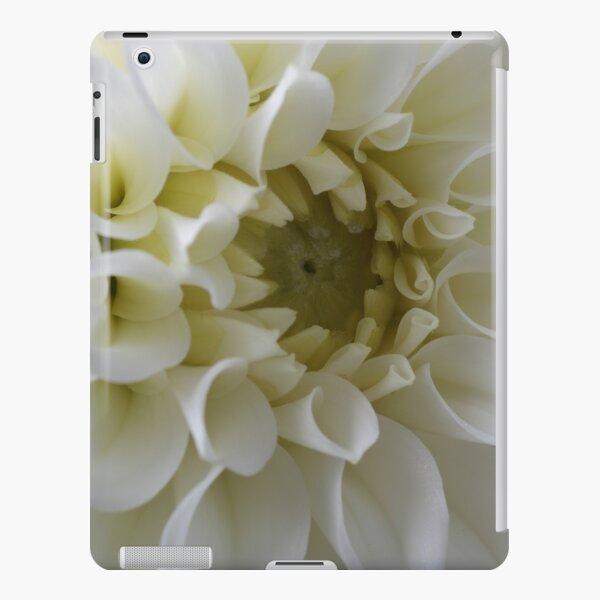 White Dahlia iPad – Leichte Hülle