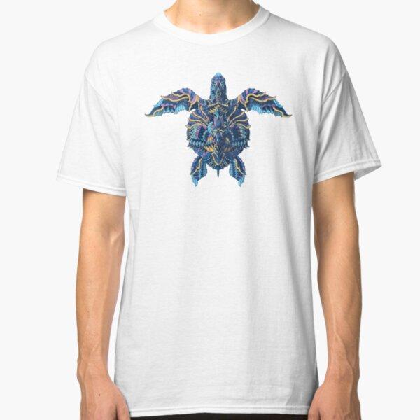 Sea Turtle (Color Version) Classic T-Shirt