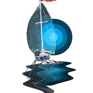 Sailing by Yanin