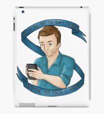 Jeff Winger iPad Case/Skin