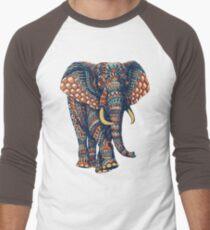 Ornate Elephant v2 (Color Version) T-Shirt