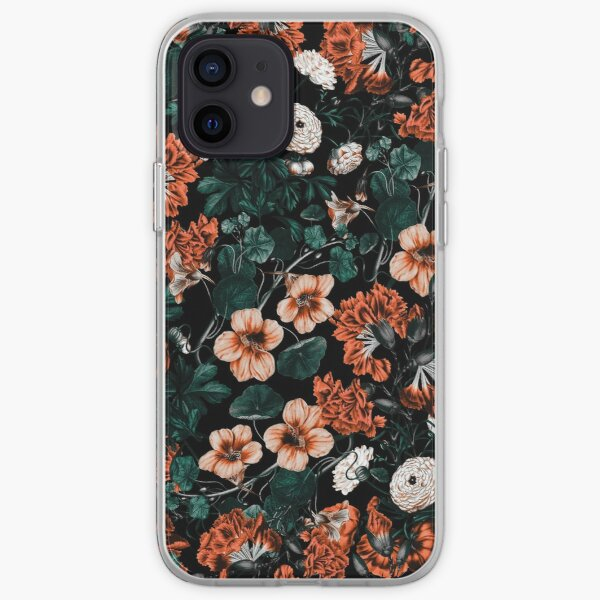 NIGHT FOREST XVII-A iPhone Soft Case