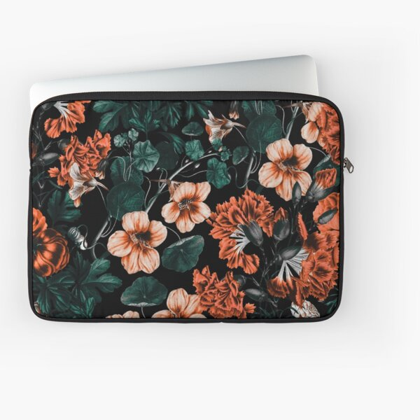 NIGHT FOREST XVII-A Laptop Sleeve