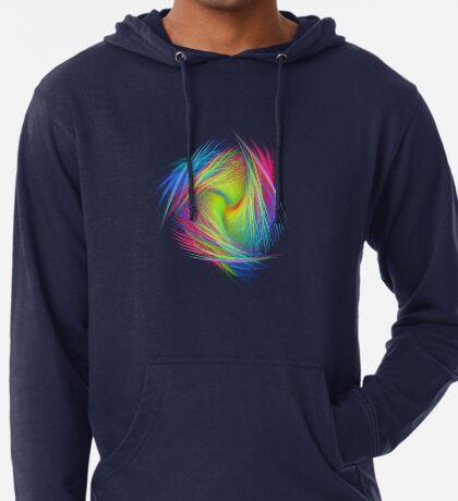 Forma 3 chaos #fractal art Lightweight Hoodie