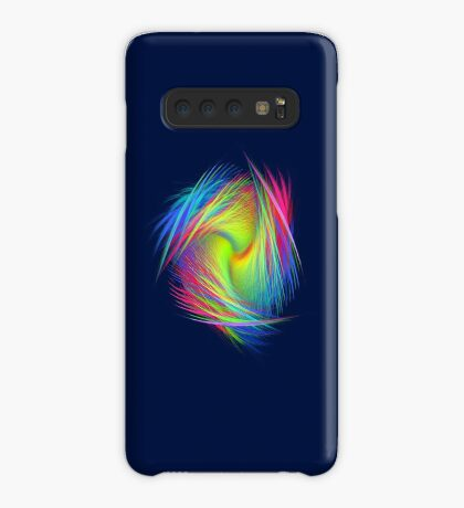Forma 3 chaos #fractal art Case/Skin for Samsung Galaxy