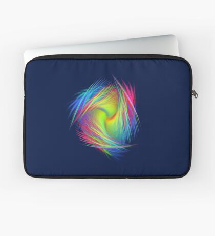 Forma 3 chaos #fractal art Laptop Sleeve