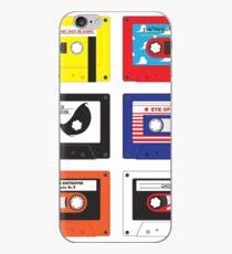 Cassettes Soundtracks iPhone Case