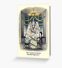 Doctor Who Christmas Cards.Doctor Who Christmas Greeting Cards Redbubble