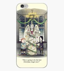 Don't blink *snap snap* iPhone Case