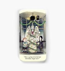 Don't blink *snap snap* Samsung Galaxy Case/Skin