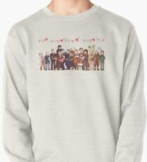 The Great Doctor Bake-Off Pullover