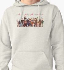 The Great Doctor Bake-Off Pullover Hoodie