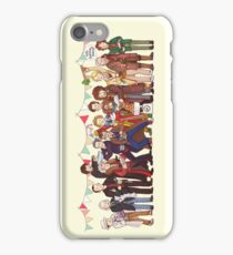 The Great Doctor Bake-Off iPhone Case/Skin
