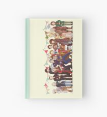 The Great Doctor Bake-Off Hardcover Journal