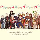 The Great Doctor Bake-Off by AliciaMB