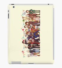 The Great Doctor Bake-Off iPad Case/Skin