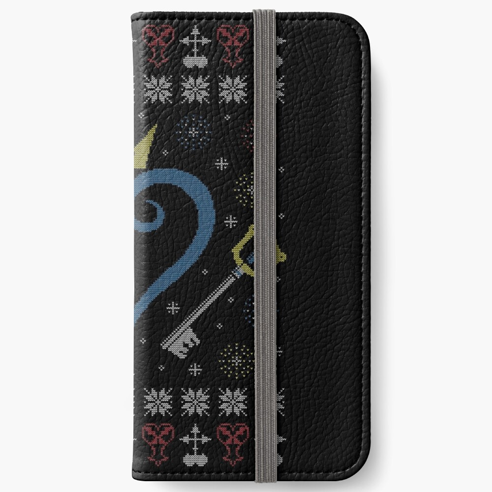 Ugly Kingdom Sweater iPhone Wallet