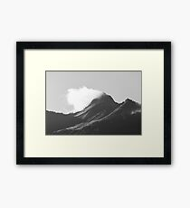 I SEE FIRE Framed Print